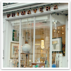 Diane Jones Textiles, stockists Primavera