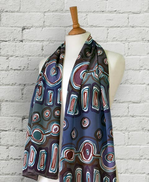 Diane Jones Textiles - Crepe de chine