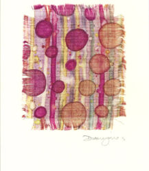Diane Jones Textiles, Cards